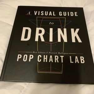 """Book """"A Visual Guide to DRINK a Pop Chart Lab"""""""